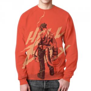Merchandise Sweatshirt Hellboy Nimue The Blood Queen