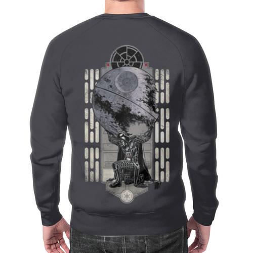 Collectibles Darth Vader As Atlas Sweatshirt Death Star Star Wars