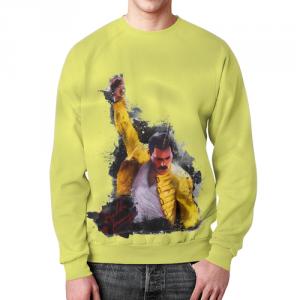 Merchandise Freddie Mercury Sweatshirt Queen