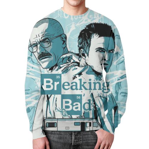 Merchandise Sweatshirt Breaking Bad Portraits Design