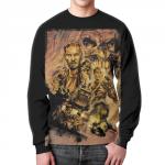 Merch Sweatshirt Mad Max Retro Style Cover