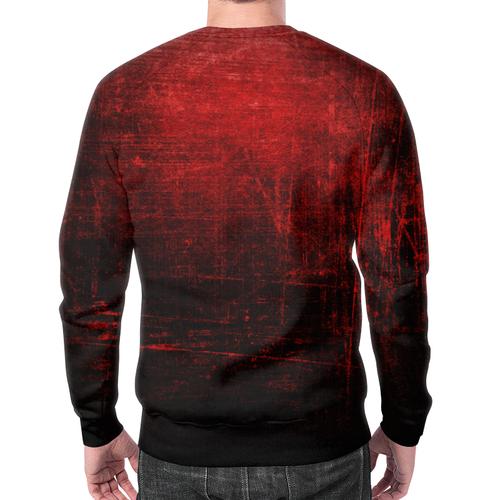 Merch Sweatshirt The Dark Elf Of Mordor Red