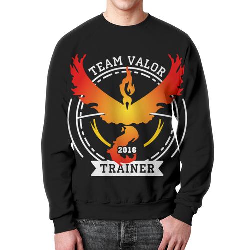 Collectibles Sweatshirt Pokemon Team Valor Trainer