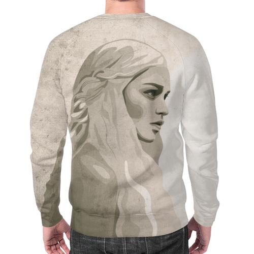 Merch Sweatshirt Khaleesi Portrait Game Of Thrones