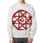 Merchandise Blood Seal Sweatshirt Fullmetal Alchemist Jumper