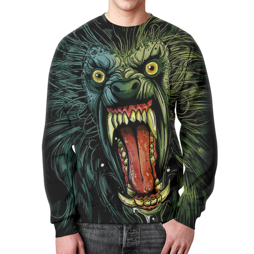 Collectibles Sweatshirt Werewolf Lycanthrope Petronius