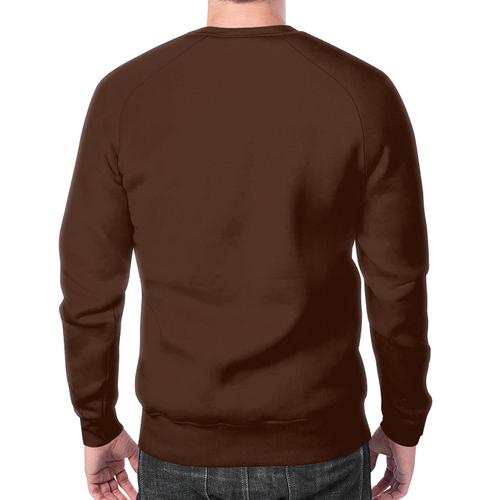 Collectibles Sweatshirt Skull Samdi Brown Design