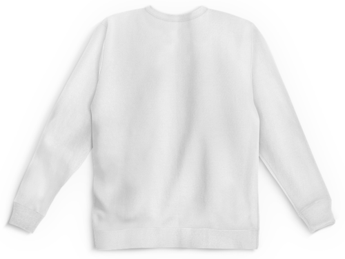 Merchandise Sweatshirt Forever Music Skull Art Headphones