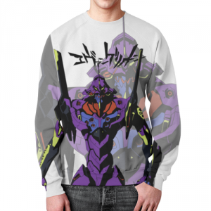 Collectibles Mecha Sweatshirt Evangelion Eva