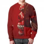 Merchandise - Skeletal Muscle Sweatshirt Skull Art