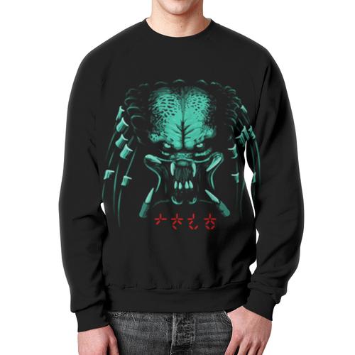 Collectibles Predator Thermal Vision Sweatshirt Head