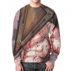 Collectibles Sweatshirt Pyramid Head Silent Hill