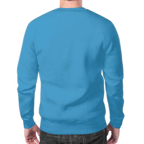 Merch Sweatshirt Stout Of Erebor Beer Blue Print