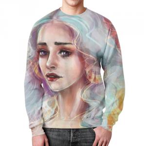 Merch Sweatshirt Hero Daenerys Targaryen Game Of Thrones