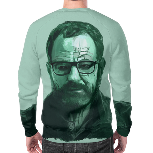 Merchandise Sweatshirt Heisenberg Character Breaking Bad