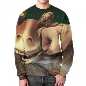 Merch Jar Jar Binks Sweatshirt Star Wars