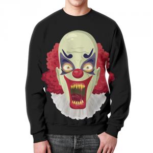 Merch Sweatshirt Pennywise Dancing Clown Black