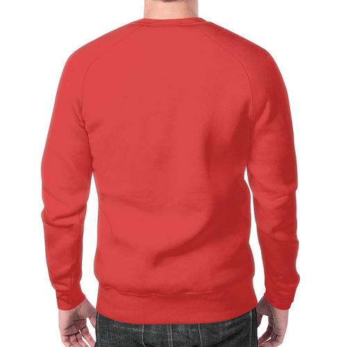 Merchandise Sweatshirt Red Dead Redemption 2 Sunset