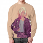 Collectibles Sweatshirt Cersei Lannister Game Of Thrones Print