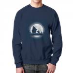 Merch Sweatshirt Hakuna Matata Totoro Crossover