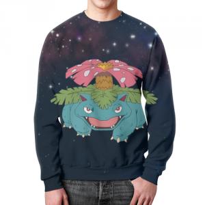 Merchandise - Sweatshirt Pokemon Venusaur Merch Dsign