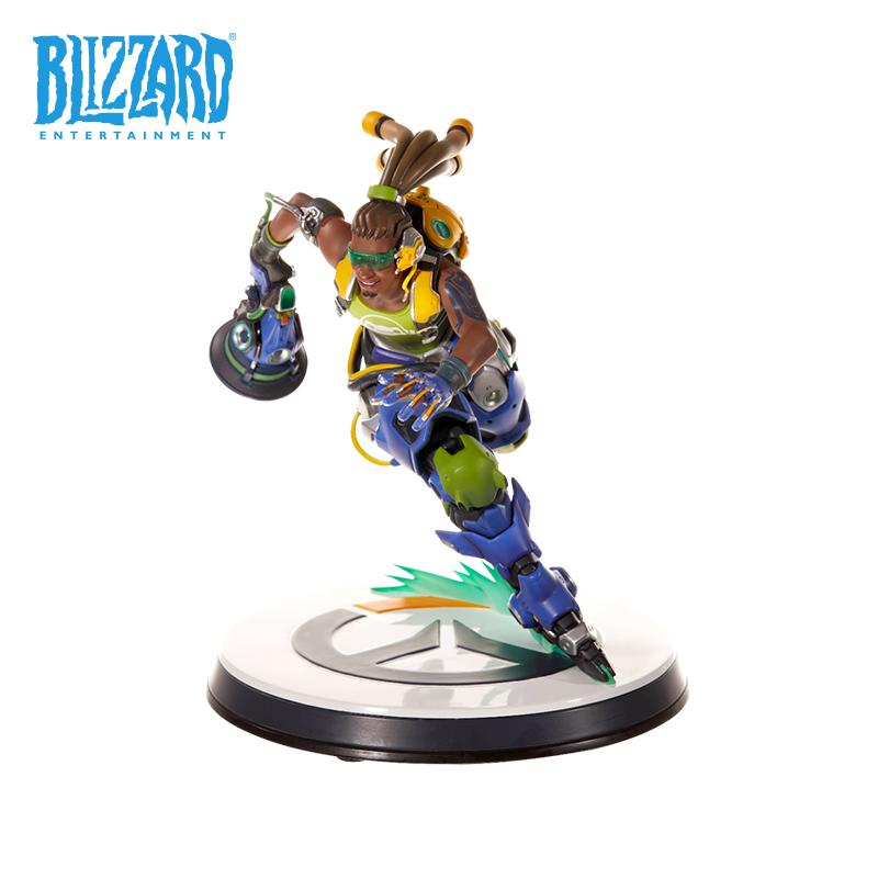 Merchandise Overwatch Lucio Statue Scale Figure Genuine 25.4Cm