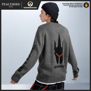 Merch - Reinhardt Sweater Overwatch Casual Pullover