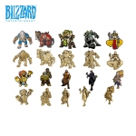 Collectibles Blizzard Collectible Pins Pack Blind Random Box