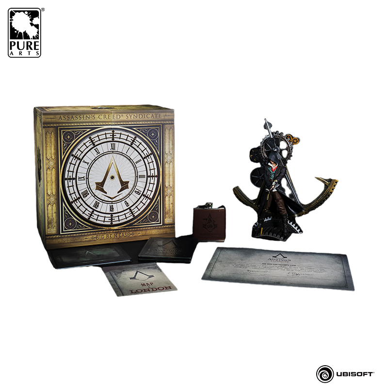 Collectibles Jacob Statue Assassin'S Creed Syndicate Big Ben Edition