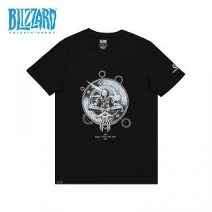Merch - T-Shirt Zenyatta Overwatch Black Tee Official