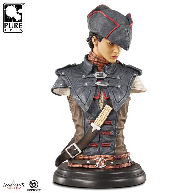 Merchandise Aveline Bust Figure Assassin'S Creed Liberation Legacy Statue