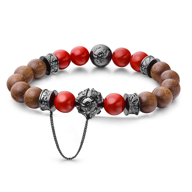 Merchandise Horde Beaded Bracelet Crest Official Merch