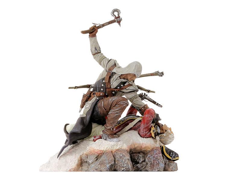 Merchandise Connor The Last Breath Figure Assassin'S Creed 3 Statue