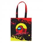 Merchandise - Shopper Among Us Impostor Red Yellow