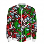 - People 101 Man Bomber Front White 500 67