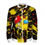 - People 101 Man Bomber Front White 500 75