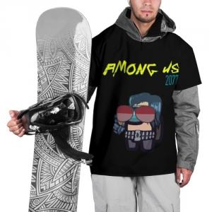 - People 101 Ski Cape Front White 500 184