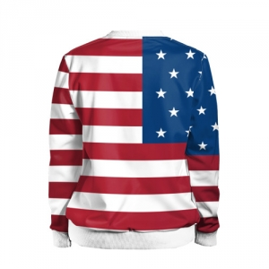 - People 11 Child Sweatshirt Back White 500 195