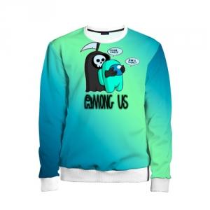 - People 11 Child Sweatshirt Front White 500 185