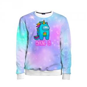 - People 11 Child Sweatshirt Front White 500 187