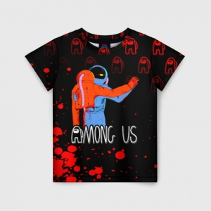 Collectibles - Deadly Dance Kids T-Shirt Among Us