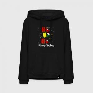 - People 11 Hoodie Front Black 500 37
