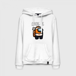 - People 11 Hoodie Front White 500 72