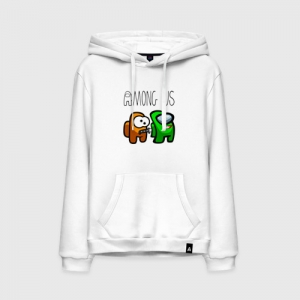 - People 11 Hoodie Front White 500 82