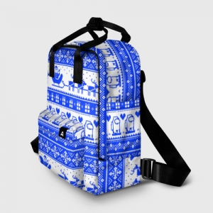 - People 12 Woman Backpack Front White 500 107