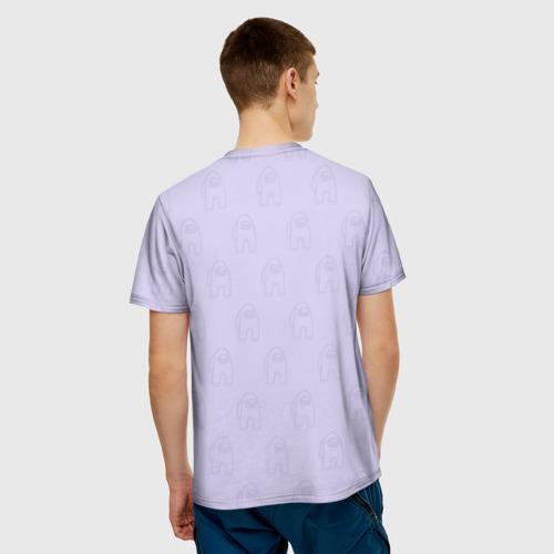 Merch Spaceman Men'S T-Shirt Among Us Crewmates