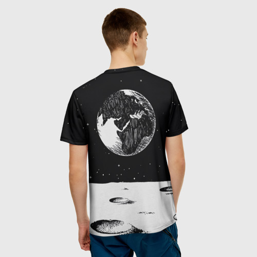 Collectibles Black Men'S T-Shirt Among Us Fire