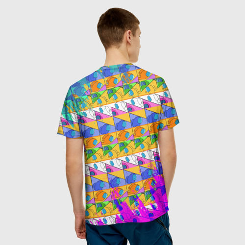 Collectibles Men'S T-Shirt Among Us Pattern Colored