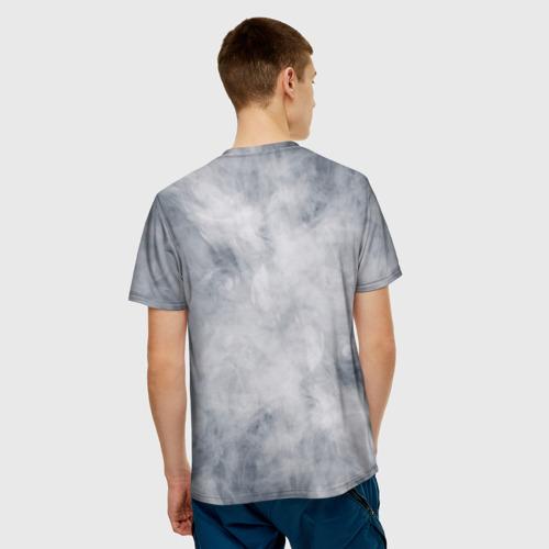 Merch Men'S T-Shirt Among Us X The Witcher