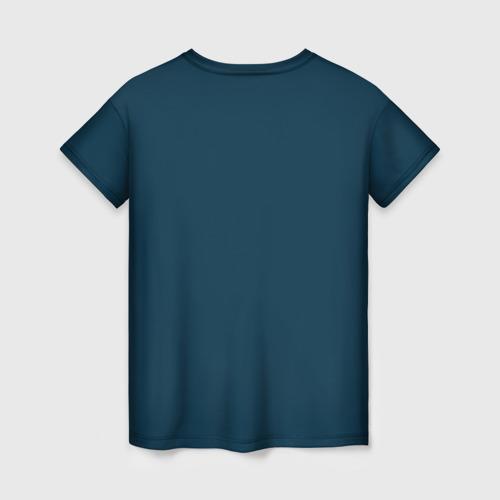 Merch Cyan Women'S T-Shirt Among Us Spaceman Art